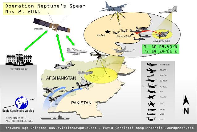 Neptune Spear attack map