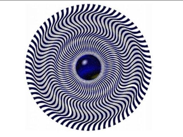 Psikotes Gambar 9: Ilusi Optik