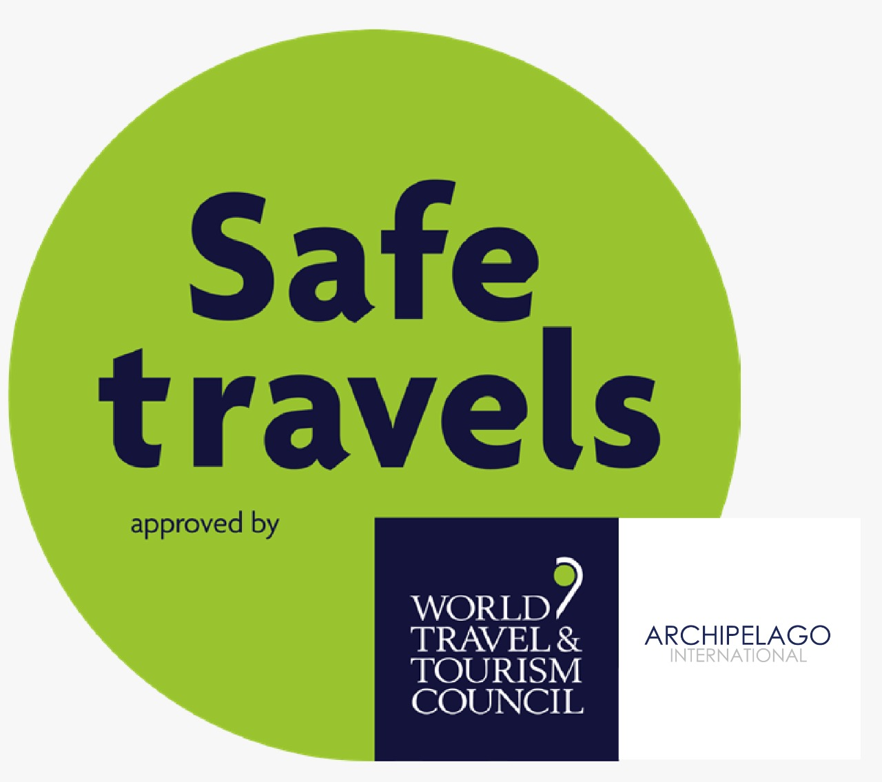 Safe Travels Approved by WTTC