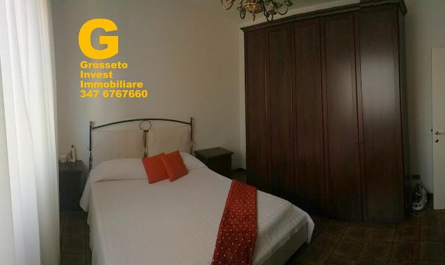camera matrimoniale, appartamento affitto Grosseto, Viale Uranio, quadrivano, 4 vani