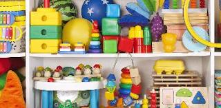 Memilih Mainan Anak yang Aman