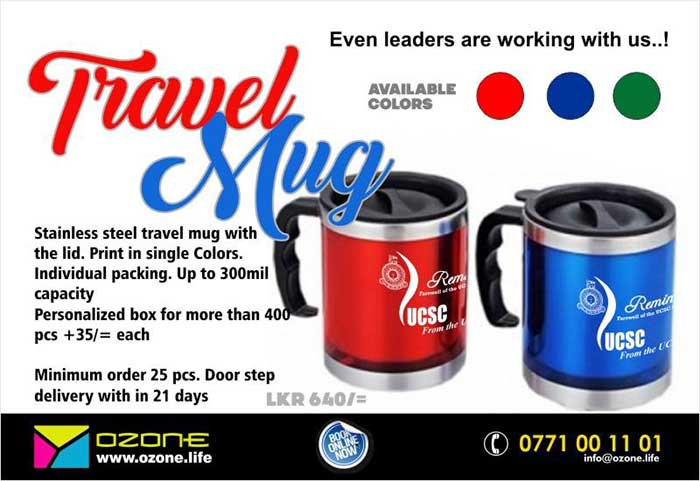 Affordable Travel Mugs with your Logo