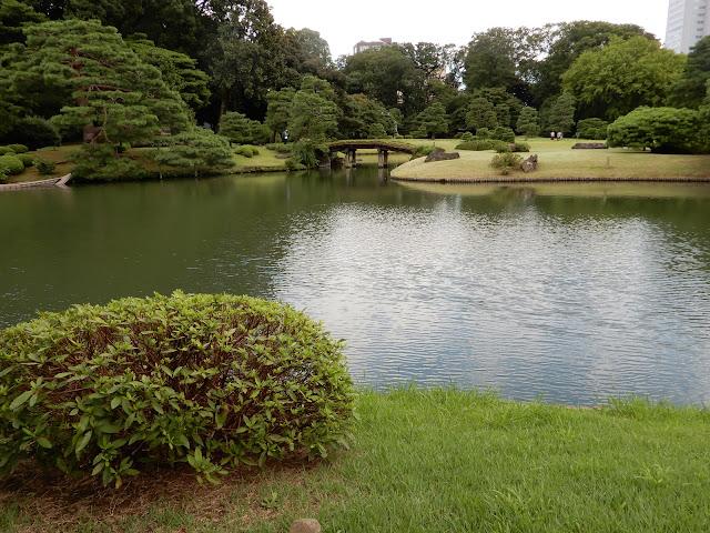 六義園園内風景