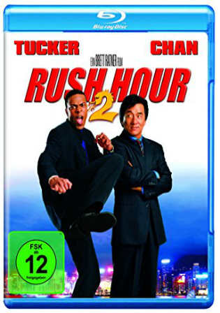 Rush Hour 2 2001 BRRip 850MB Hindi Dual Audio 720p Watch Online Full movie Download Worldfree4u 9xmovies