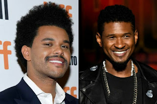 The Weeknd Says He Integral Usher's 2012 Climax ?