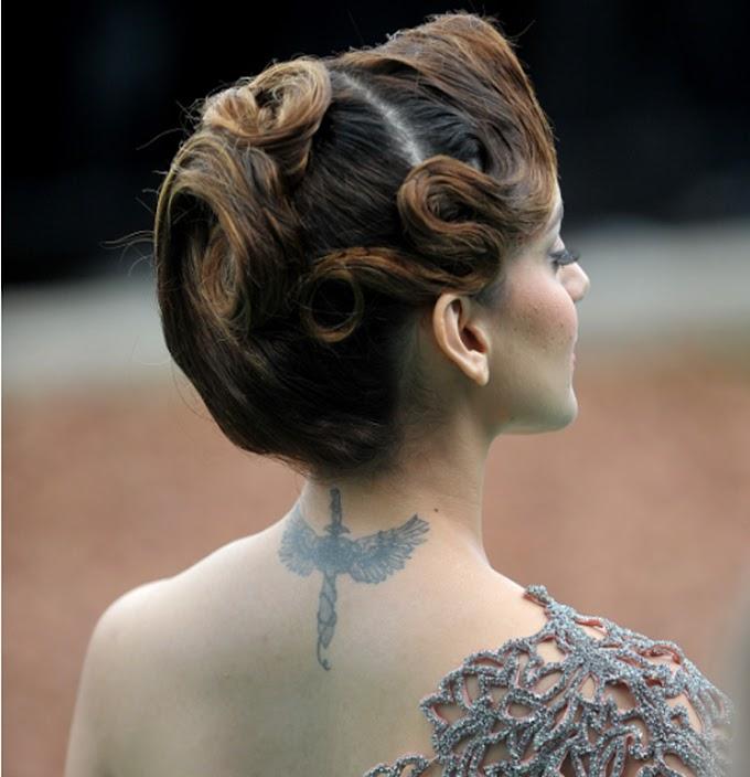 Kangana Ranaut describes how she made her tattoo 'come alive'