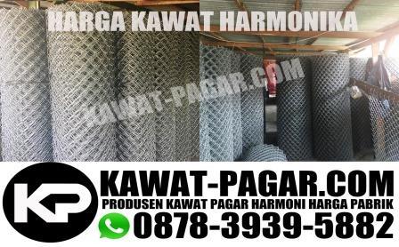 harga kawat harmonika tinggi 1 meter 1,5 meter 2 meter