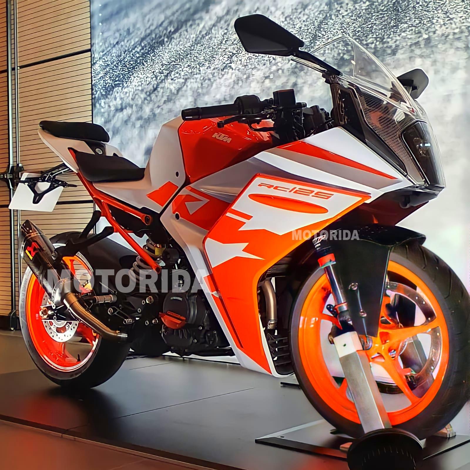 2022 KTM RC125, KTM RC125, New KTM RC125, KTM RC125, 2022 KTM RC 125 First look leaked. 2022 KTM RC 125 leaked images, 2022 KTM RC 125 First look,