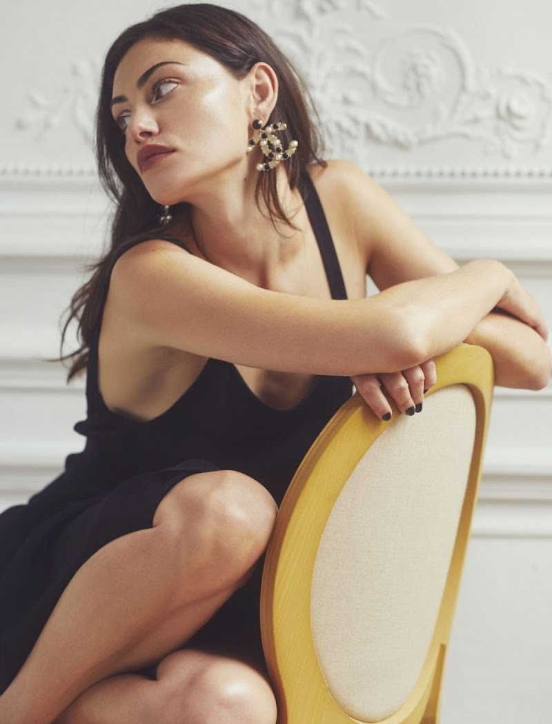 Phoebe Tonkin Clicked for Grutty Pretty Magazine - Spring 2019