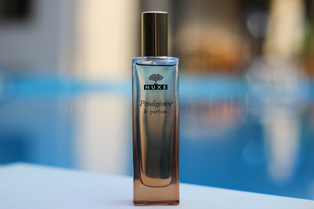 Zapachy :: Tak pachnie lato <br>(NUXE Prodigieux Le Parfum)