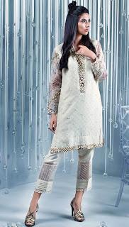Annus Abrar Formal Pret Wear Eid Collection