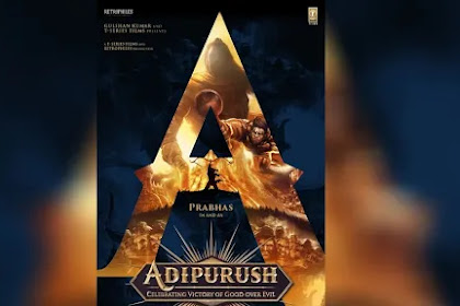 Bollywood actress who is the heroine in the movie 'Adipurush'