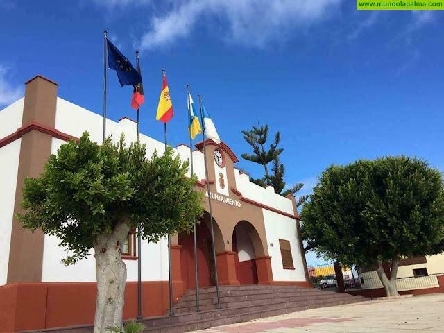 El Cabildo concede una subvención al Ayuntamiento de Fuencaliente para trabajar en la seguridad de la playa de La Zamora