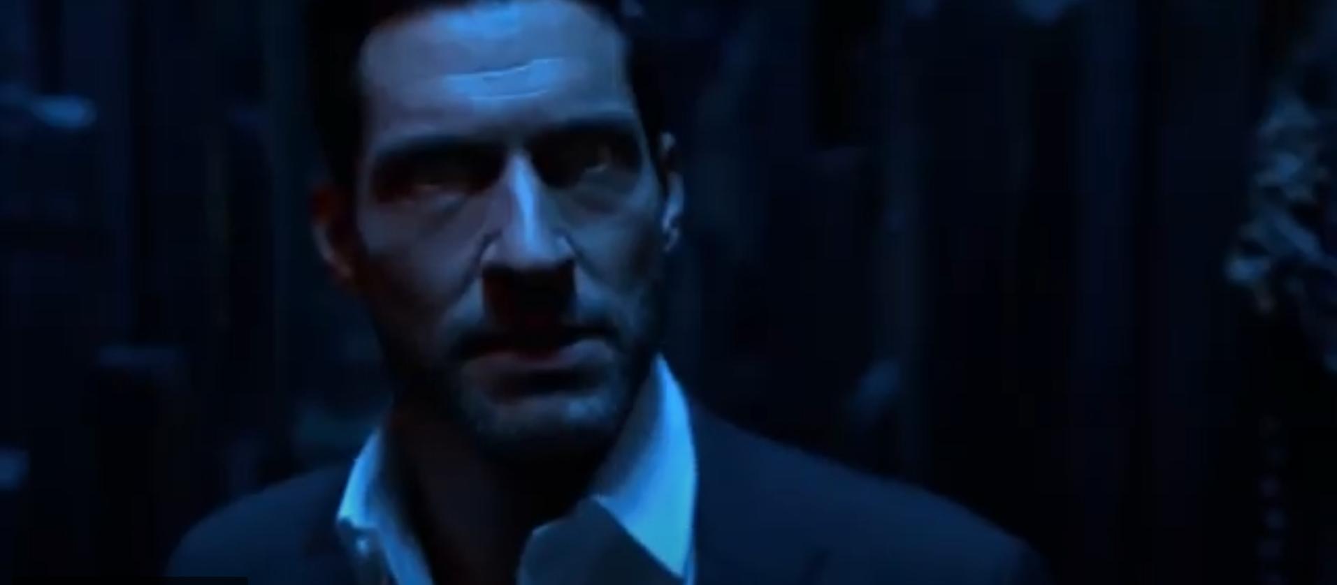 Скриншот из сериала Люцифер 5 сезон Люцифер в Аду