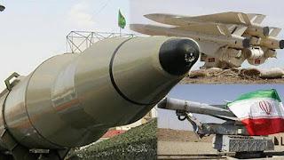استهداف قاعدتين أمريكيتين من قبل الحرس الثوري الإيراني بأكثر من 12 صاروخاً
