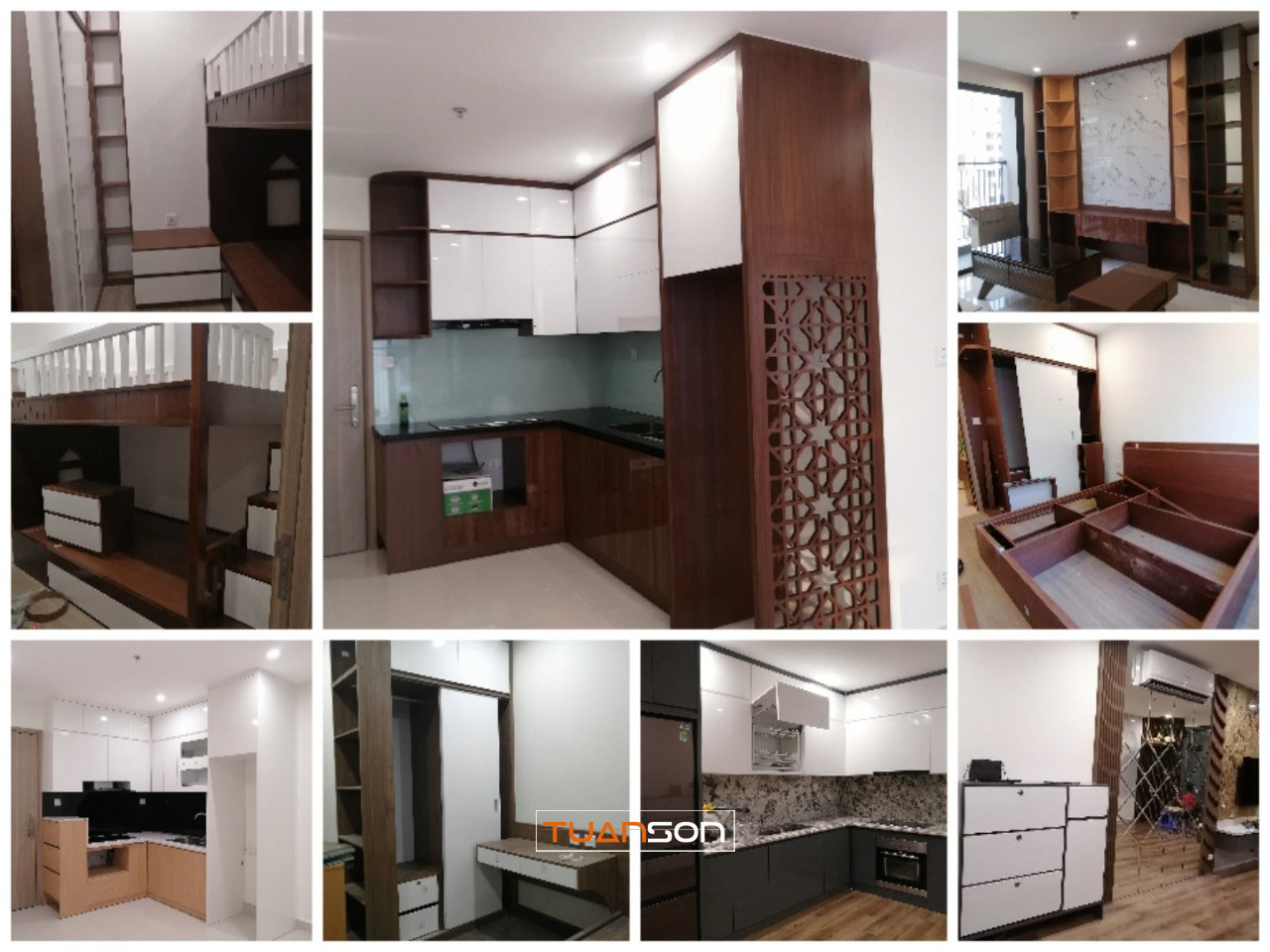 Thiết kế nội thất Vinhomes Smart City Tây Mỗ