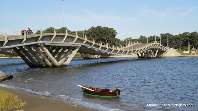 Ponte Leonel Vieira - Punta del Este, Uruguai