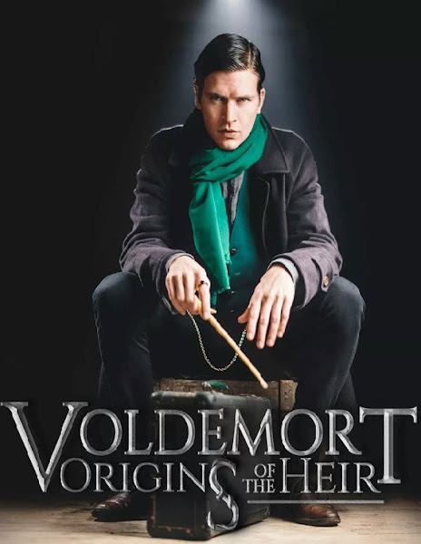 Poster of Voldemort Origins of the Heir (2018) Full Movie English 720p HDRip ESubs Download