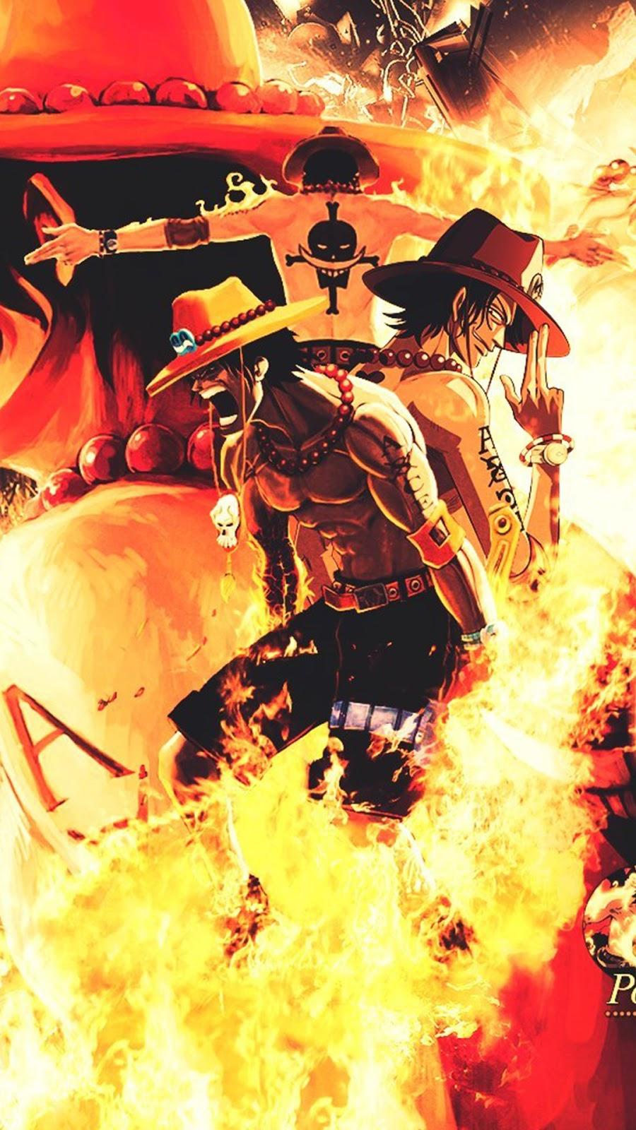18 Wallpaper One Piece Android Kualitas HD Terbaru