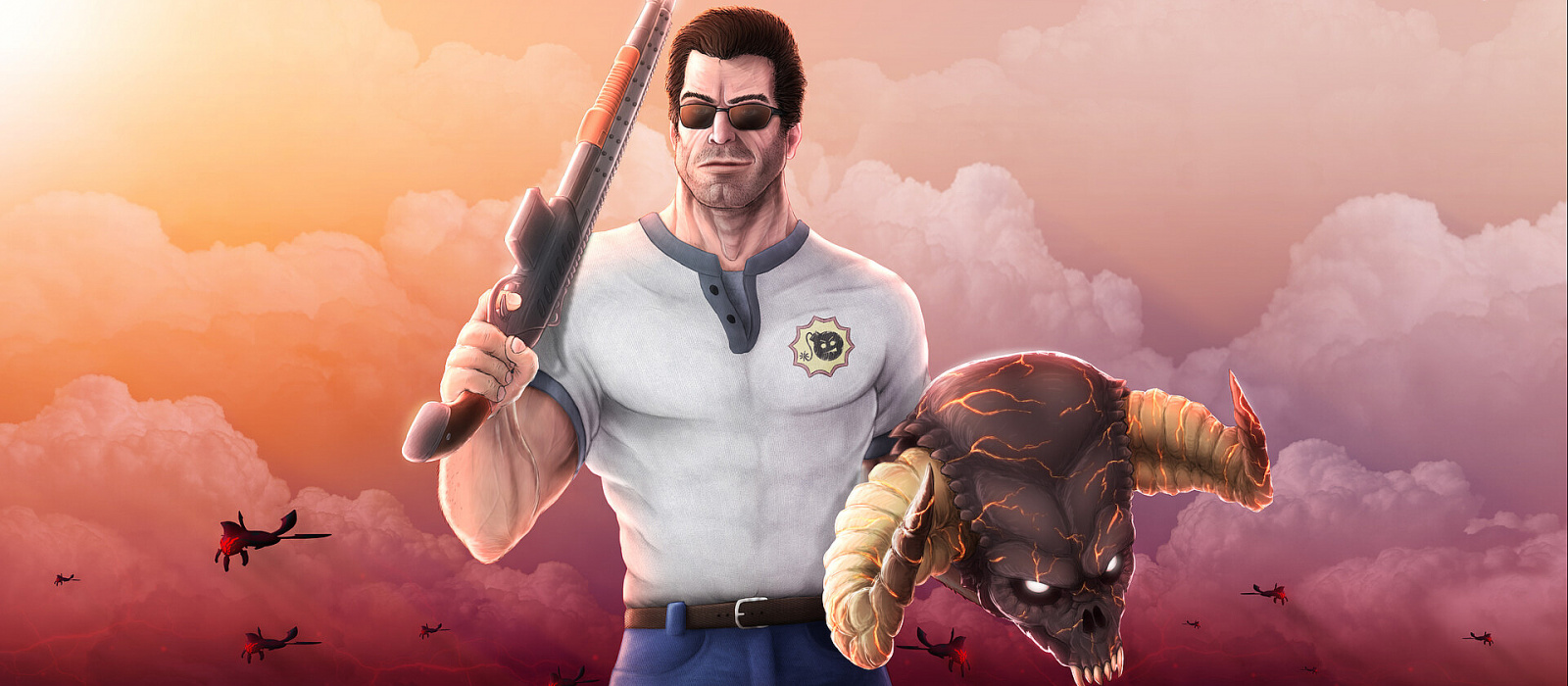 How to Disable Auto Guidance in Serious Sam: First Encounter