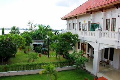 Where to sleep in Savannakhet