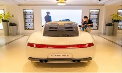 سيارات هواوي Huawei