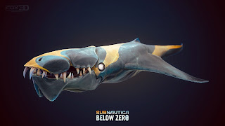Subnautica Below Zero Xbox 360 Wallpaper