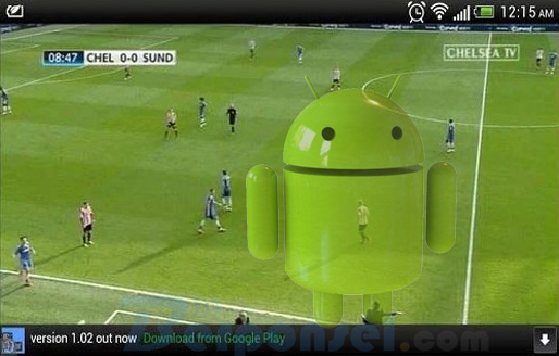 Aplikasi Streaming Bola Android Terbaik
