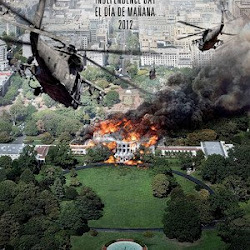 Poster White House Down 2013