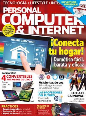 Revista Personal Computer & Internet España - Marzo 2017