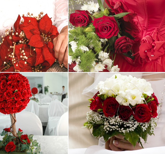 Best Flowers For Winter Wedding