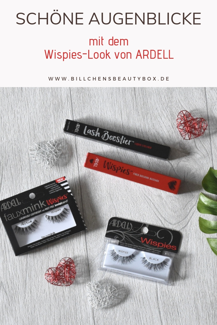 ARDELL Wispies-Look für den perfekten Augenaufschlag - Wispies Fiber Building Mascara, Lash Boostier Liquid Eyeliner, fauxmink Wispies Wimpern