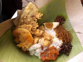 nasi serpang khas Bangkalan Madura