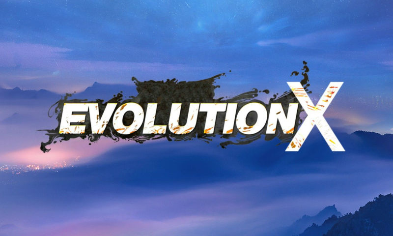 Instalar custom ROM Evolution X