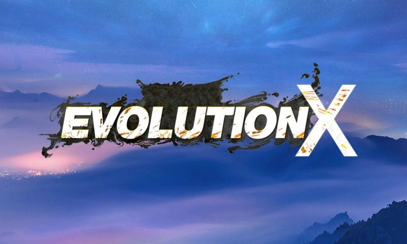 Custom ROM Evolution X