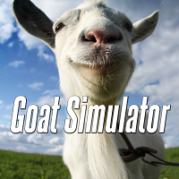 Goat Simulator v1.4.14 APK+DATA OBB Latest Update Terbaru