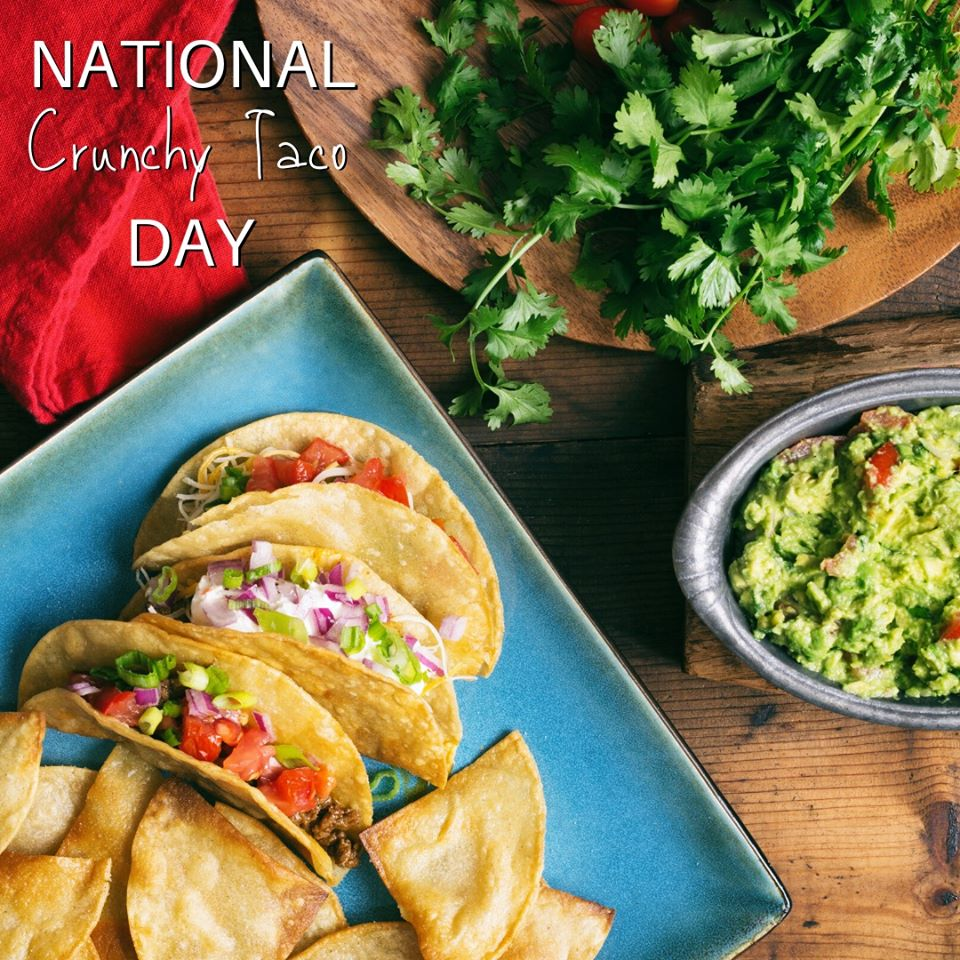 National Crunchy Taco Day Wishes Pics