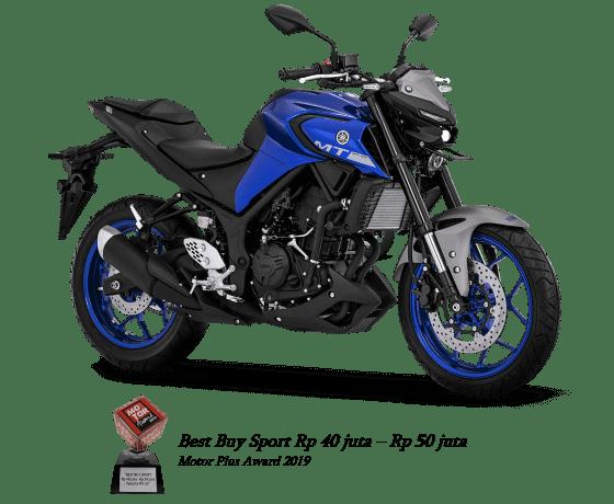 Spesifikasi, Fitur, dan Warna  Yamaha MT-25