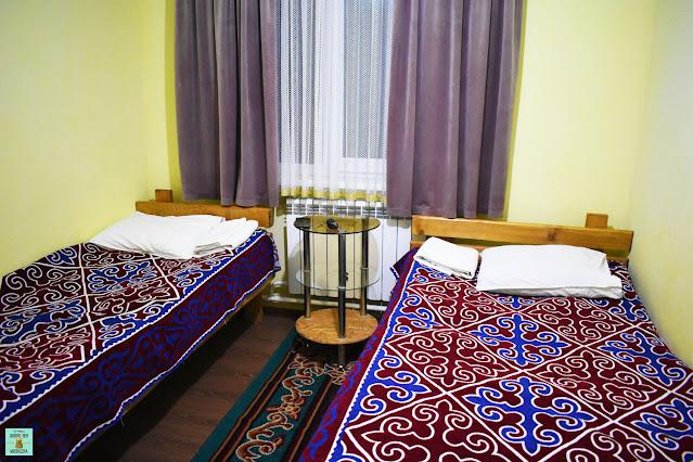 Guesthouse en Kirguistán