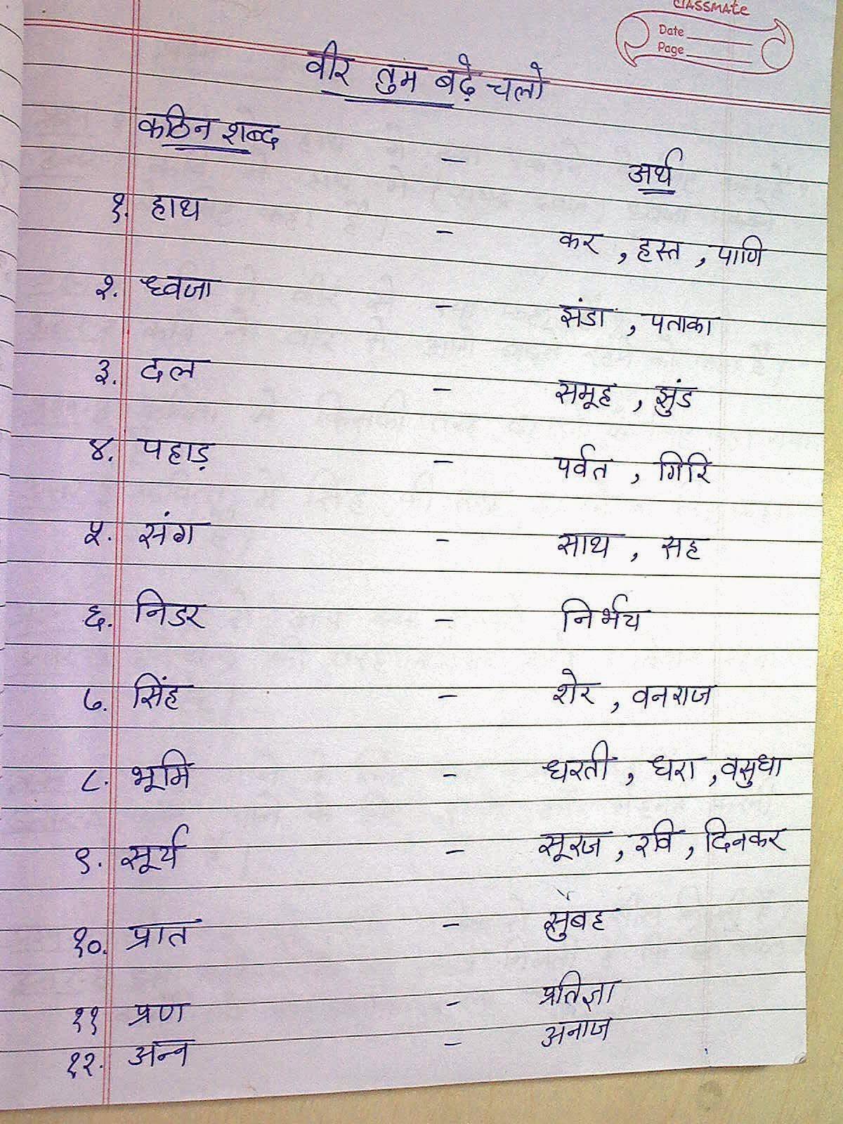 Pin Hindi Poem Parrot