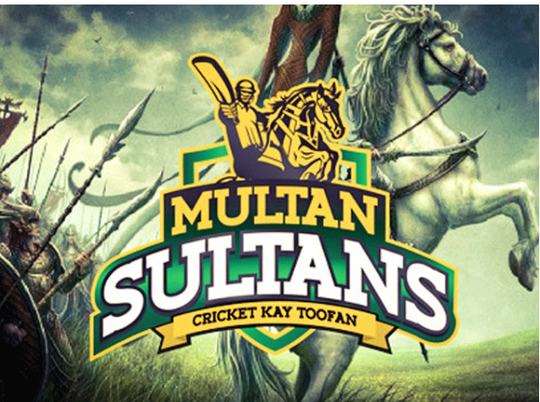 PSL4, Multan Sultan's official jersey