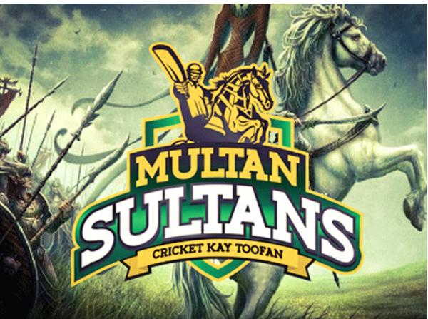 PSL4, Multan Sultan's official jersey