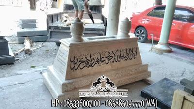 Gambar Kuburan Marmer, Model Makam Islam, Jual Produk Kijing Makam Marmer