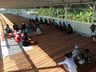 Apih Saepul Falah laksanakan Penyembelihan Hewan Qurban untuk Memperingati Hari Raya Idul Adha 1441 Hijriyah