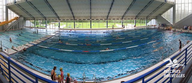 piscine Sportcity à Woluwe-Saint-Pierre
