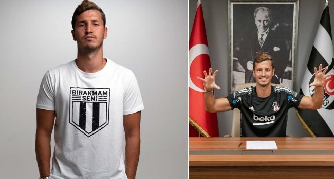 Beşiktaş'ın yeni transferi, Macera yeni basliyor