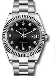Pajak Rolex (Rolex Datejust-41 Dipajak  RM23,000) - kedaipajak.com