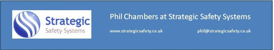 Phil Chambers at Strategic Safety Systems Ltd.