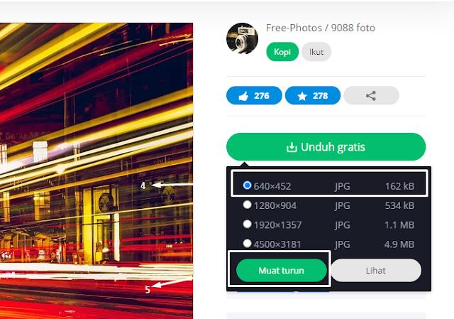 Daftar Situs Download Gambar Gratis,