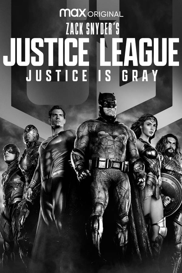 Zack Snyder's Justice League, Justice Is Gray (2021) HBOMAX WEB-DL 1080p Latino